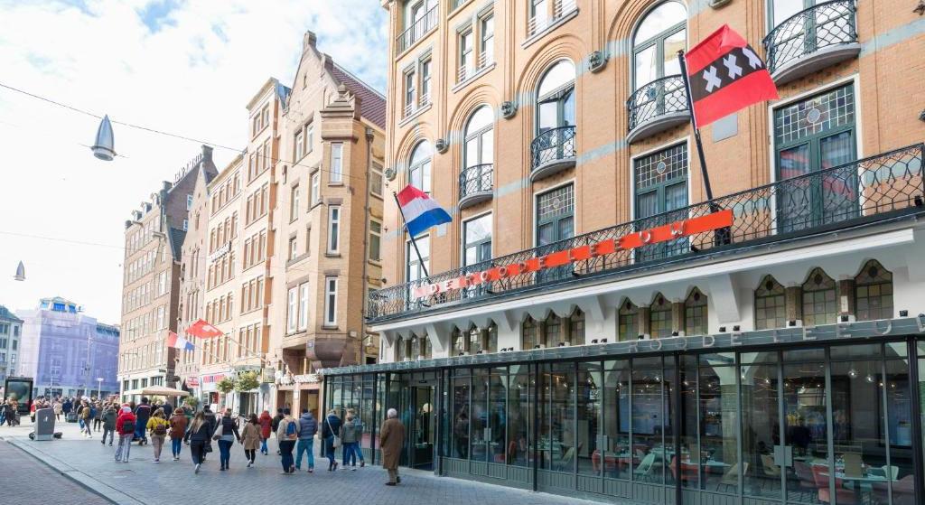 Hotel Amsterdam De Roode Leeuw Damrak Amsterdam Book Now Pay Later