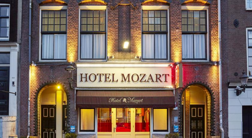 Mozart Hotel Prinsengracht Amsterdam Book Now Pay Later