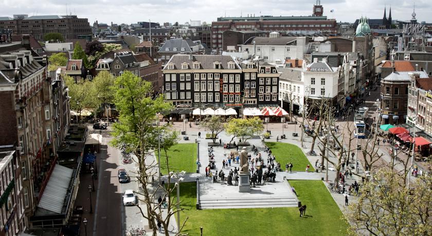 Hotels Rembrandtplein Rembrandt Square Amsterdam Book